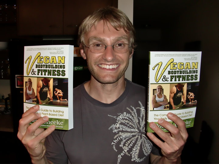 Robert Cheeke's Vegan Bodybuilding and Fitness Book
